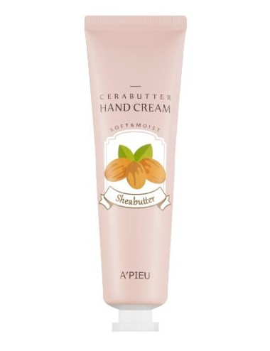 Crema de Manos A'pieu Cerabutter Hand Cream (Sheabutter)