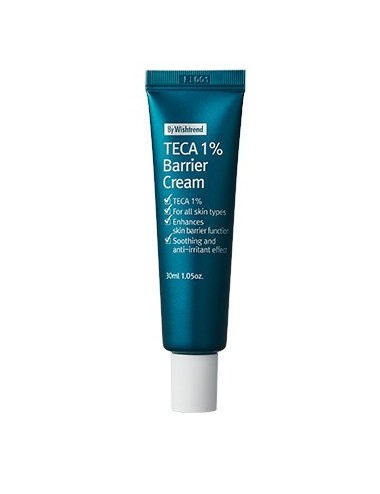 Crema Calmante y Reparadora By Wishtrend Teca 1% Barrier Cream