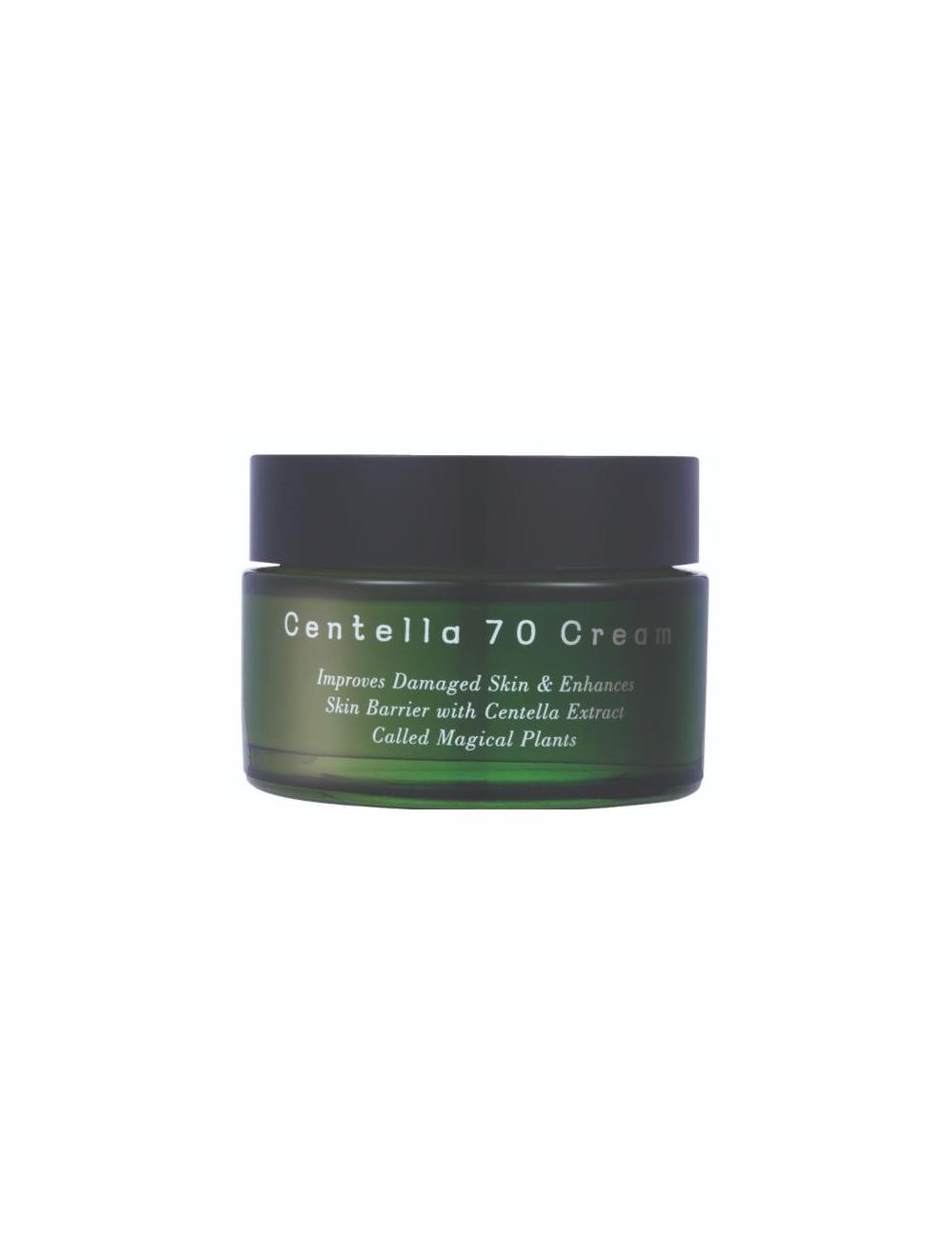 Crema Calmante y Anti-edad Pureheals Centella 70 Cream