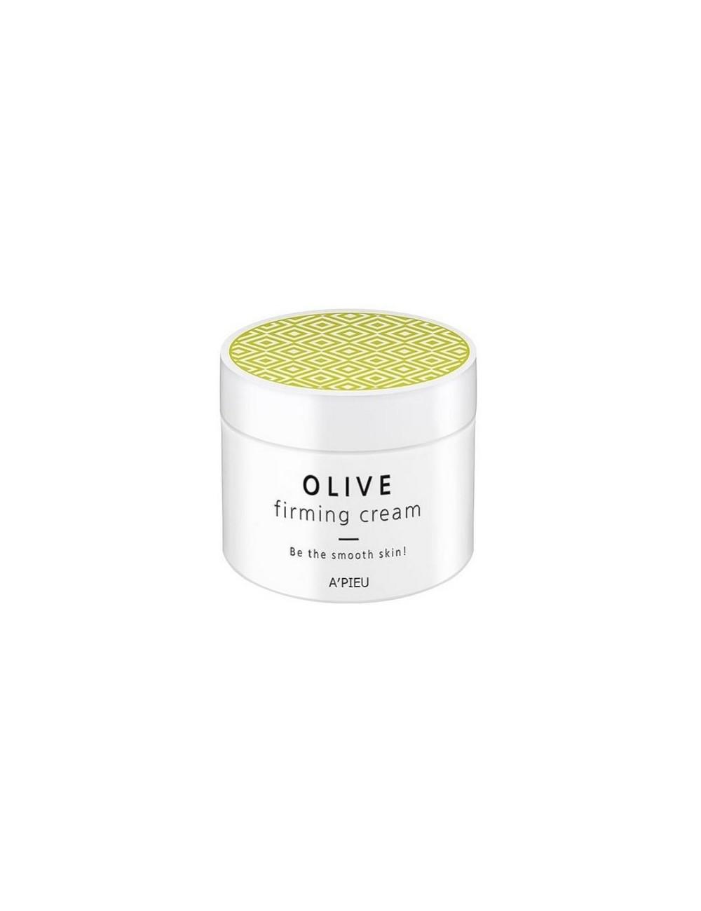 Crema Reafirmante A'pieu Olive Firming Cream 110 ml