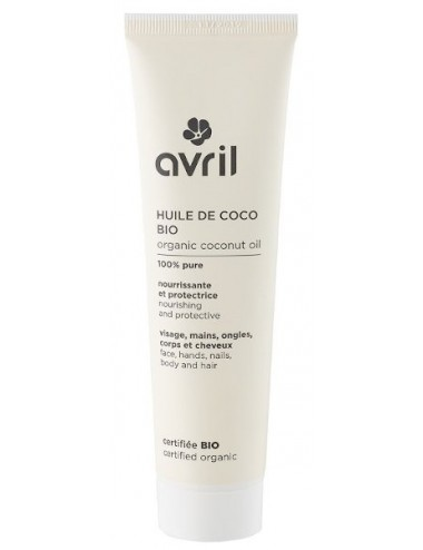 Aceite de Coco Orgánico Avril Huile de Coco Bio
