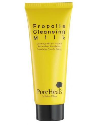 Leche Limpiadora con Propóleo Pureheals Propolis Cleansing Milk