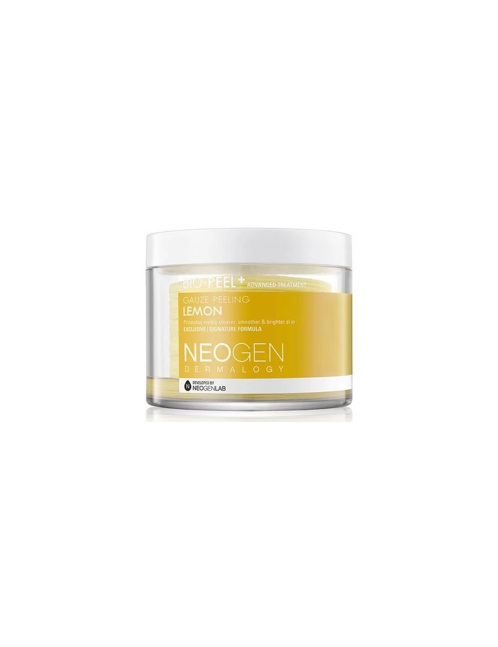 Exfoliante Facial Iluminador  NEOGEN Bio-Peel Gauze Peeling Lemon