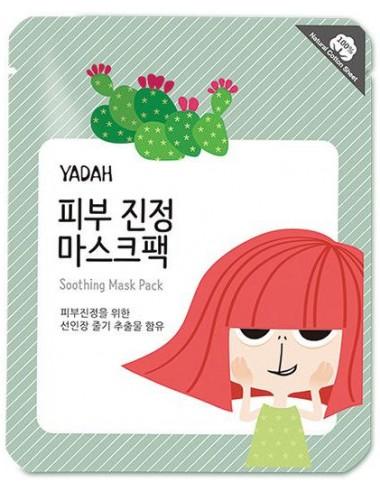 Mascarilla Calmante Yadah Soothing Mask Pack