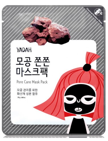 Mascarilla Purificante Antiporos Yadah Pore Care Mask Pack