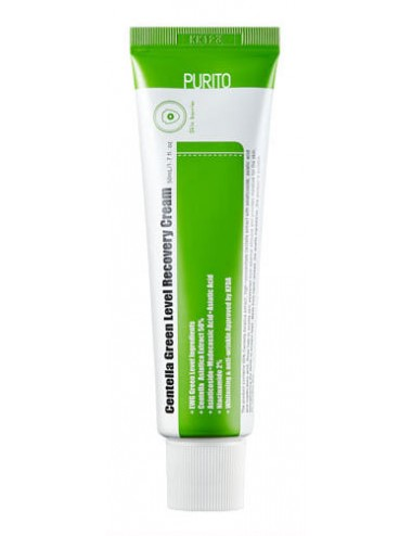 Purito Centella Green Level Recovery Cream Crema Calmante