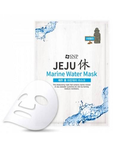 SNP Jeju Marine Water Mask Mascarilla Hidratante