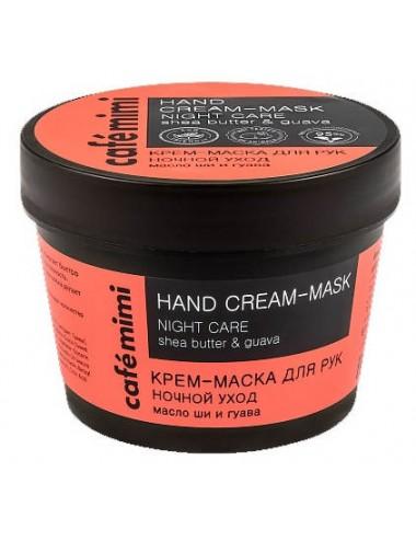 Crema de Manos-Mascarilla Nocturna