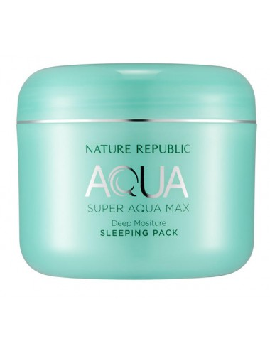 Super Aqua Max Deep Moisture Sleeping Mask