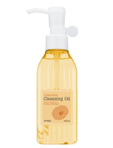 Aceite Desmaquillante A'pieu Calendula Cleansing oil Pore Melting