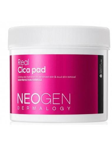NEOGEN Real Cica Pad Exfoliante para Piel Sensible
