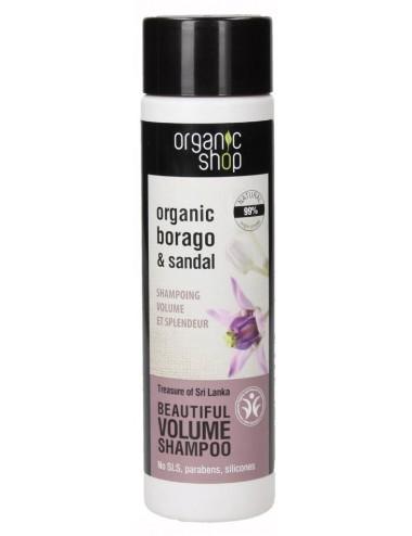 Volume Shampoo Pelo frágil y sin volumen
