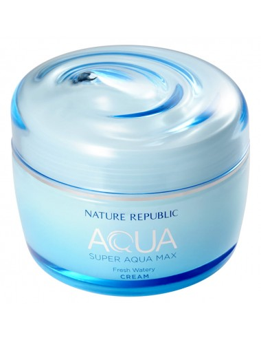 Super Aqua Max Fresh Watery Cream Piel grasa y deshidratada