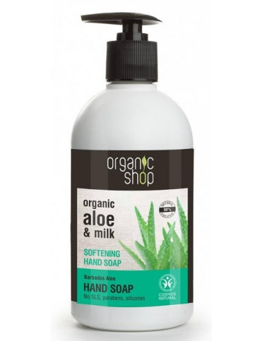 Softening Hand Soap Jabón Suave de Manos 500ml