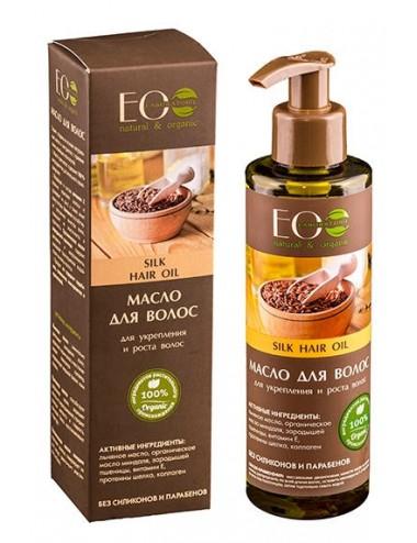 Aceite Fortalecedor para el Pelo Orgánico