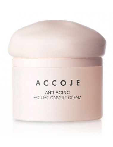 ACCOJE Anti Aging Volume Capsule Cream - Crema Antiedad Reafirmante