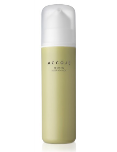 ACCOJE Reviving Sleeping Pack Mascarilla Nocturna