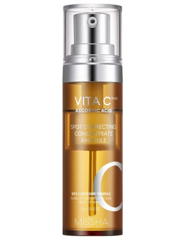 Missha Vita C Plus Spot Correcting Concentrate Ampoule- Anti-manchas
