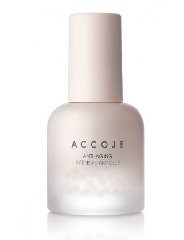 ACCOJE Anti Aging Intensive Ampoule Serum Anti Edad