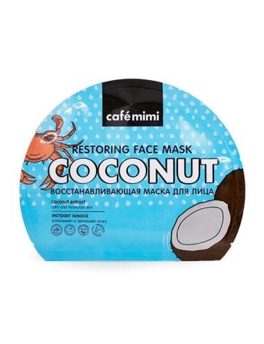 Restoring Face Sheet Mask Coconut Calmante e Hidratante