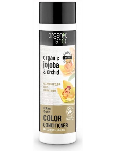 Acondicionador Golden Orchid Conditioner Pelo Teñido