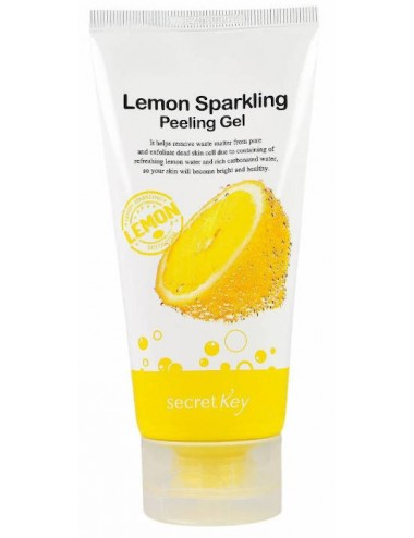 Exfoliante Secret Key Lemon Sparkling Peeling Gel