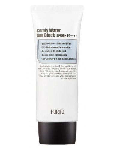 Crema Solar Purito Comfy Water Sun Block SPF50 + PA++++