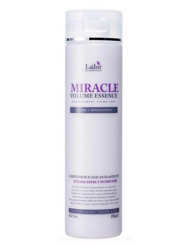 La´dor Miracle Volume Essence Pelo dañado y sin volumen