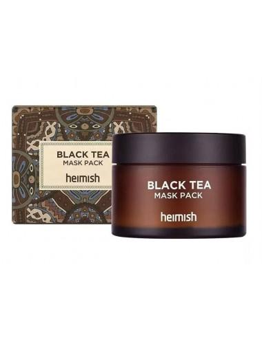 Heimish Black Tea Mask Pack- Reafirmante y Calmante