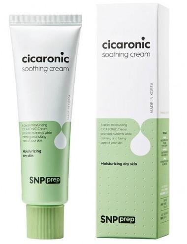 SNP Prep Cicaronic Soothing Cream - Crema Calmante y Regenerante
