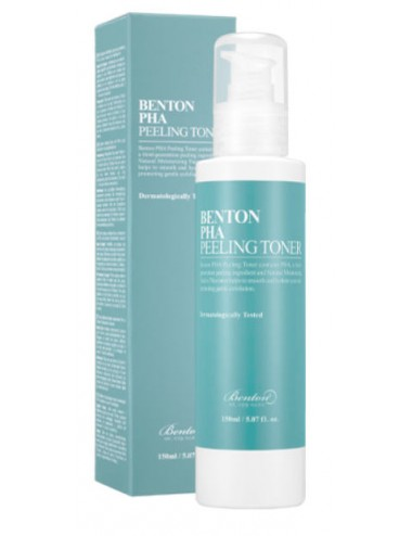 Tónico Exfoliante Benton PHA Peeling Toner