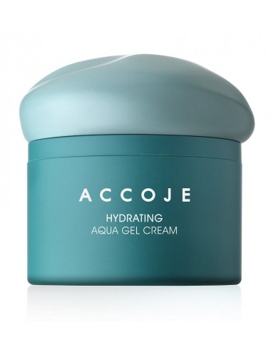 ACCOJE Hydrating Aqua Gel Cream - Hidrata y Calma