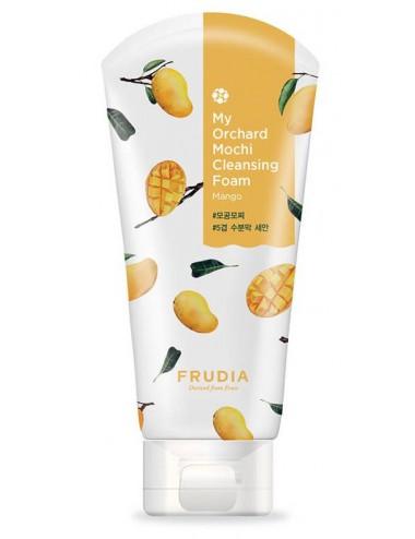Frudia My Orchard Mochi Cleansing Foam Mango - Control de Grasa y Poros