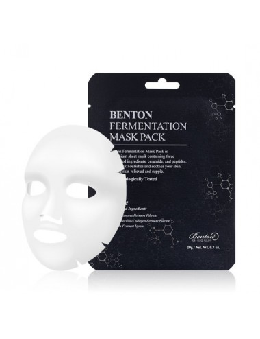 Benton Fermentation Mask Pack