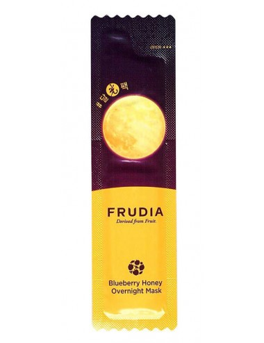 Frudia Blueberry Honey Overnight Mask 5ml- Hidratante y Luminosidad