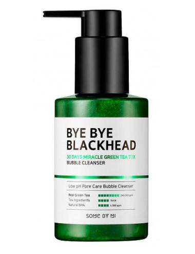 Some By Mi Bye Bye Blackhead. Espuma limpiadora Anti Puntos Negros