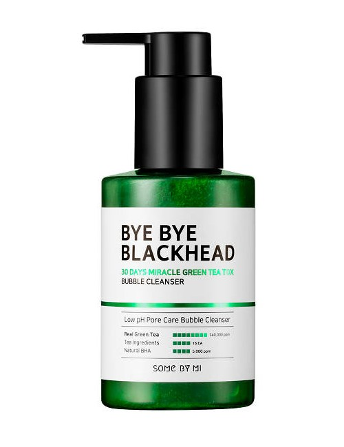 Some By Mi Bye Bye Blackhead. Espuma limpiadora Anti Puntos Negros