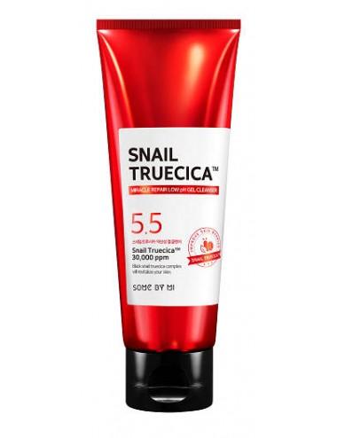 Some By Mi Snail TrueCica Miracle Repair Low PH Gel Cleanser