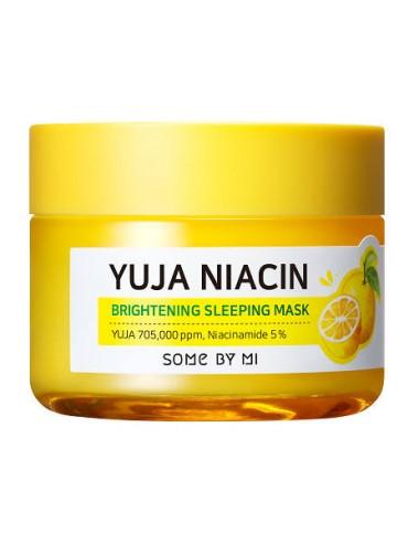 Yuja Niacin Brigthtening Sleeping Mask Mascarilla Nocturna con Vitamina C