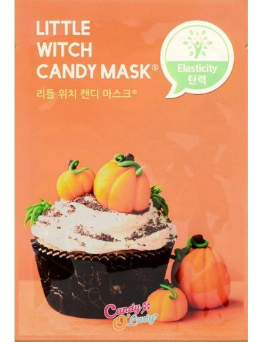 Little Witch Candy Mask Firmeza y Antiarrugas