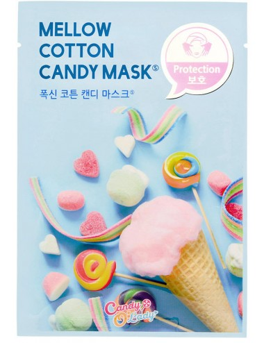 Mellow Cotton Candy Mask Calmante e Hidratante