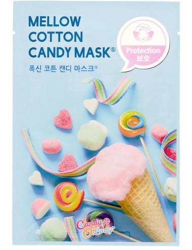 Mellow Cotton Candy Mask Calmante e Hidratante