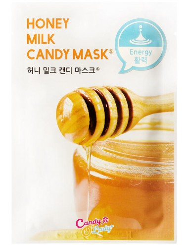 Honey Milk Candy Mask Revitaliza y Nutre