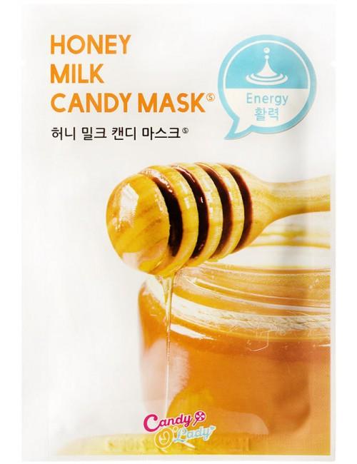 Honey Milk Candy Mask Revitaliza y Nutre