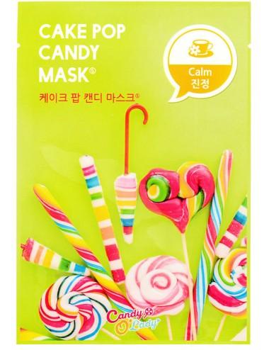 Cake Pop Candy Mask Calmante y Regenerante