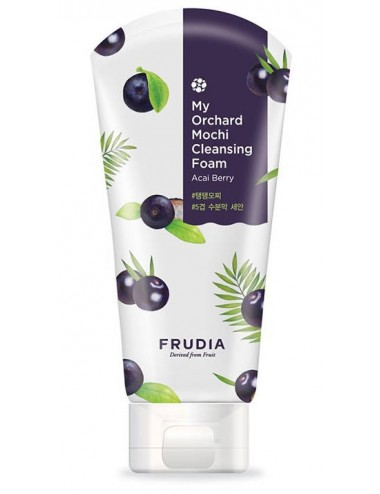 Frudia My Orchard Mochi Cleansing Foam Acai berry - Piel seca