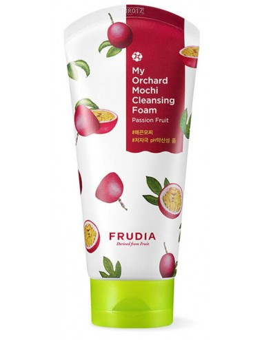 Frudia My Orchard Mochi Cleansing Foam Passion Fruit - Piel sensible