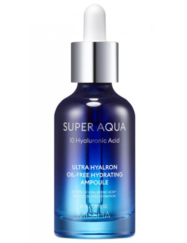 Super Aqua Ultra Hyalron Oil-Free Hydrating Ampoule