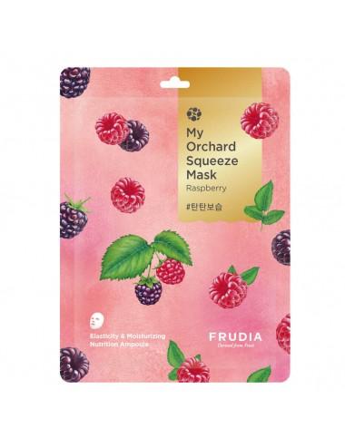 My Orchard Squeeze Mask Raspberry Firmeza y Elasticidad
