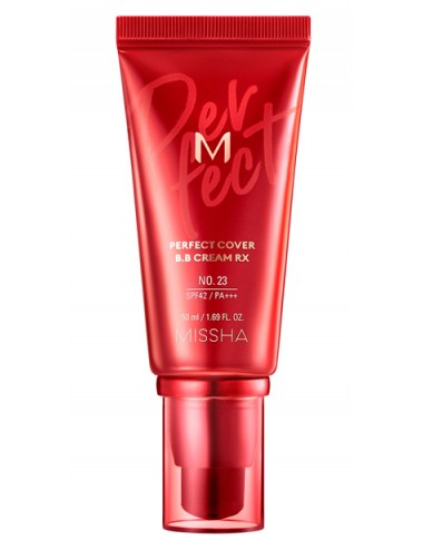 MISSHA M Perfect Cover BB Cream RX nº 27 SPF 42 PA +++   50ml
